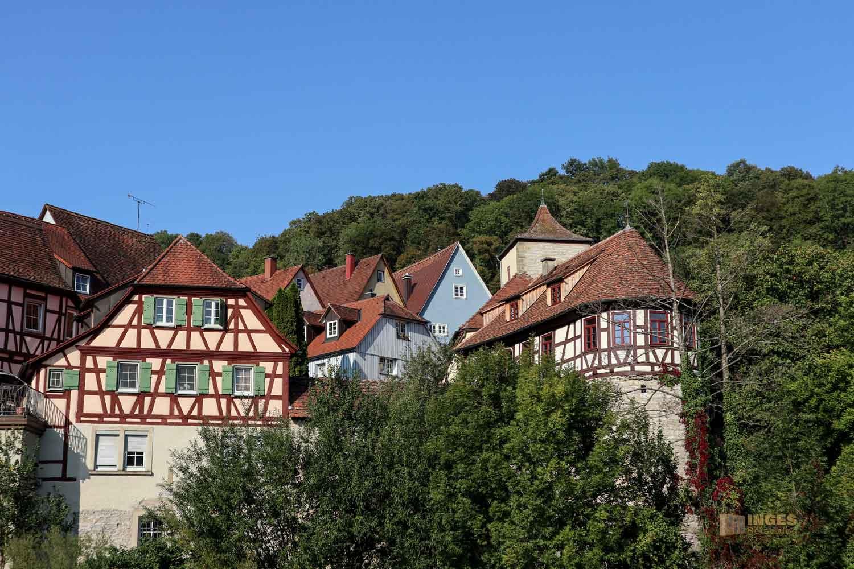 Weilervorstadt Schwäbisch Hall