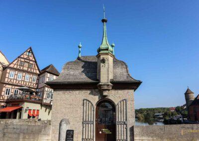 Henkersbrücke Schwäbisch Hall