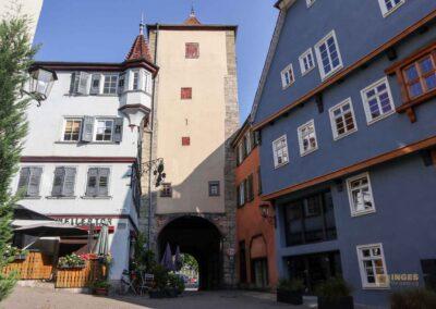 Weilertor Schwäbisch Hall