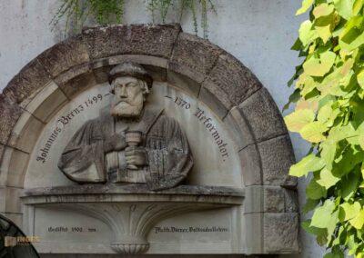 Denkmal Johannes Brenz Schwäbisch Hall