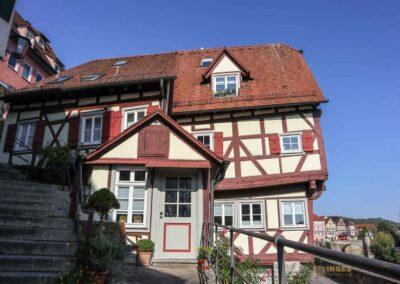 Katharinenvorstadt Schwäbisch Hall