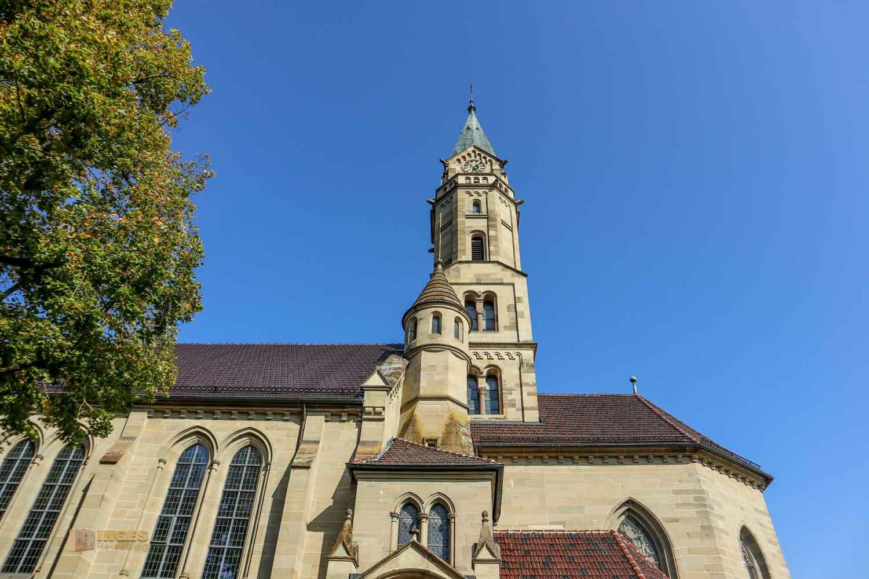 Katharinenkirche in Schwäbisch Hall