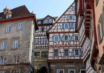 Am Hafenmarkt Schwäbisch Hall