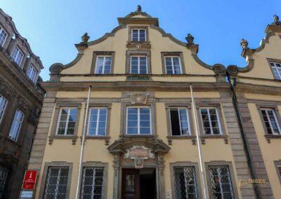 Westseite Marktplatz Schwäbisch Hall