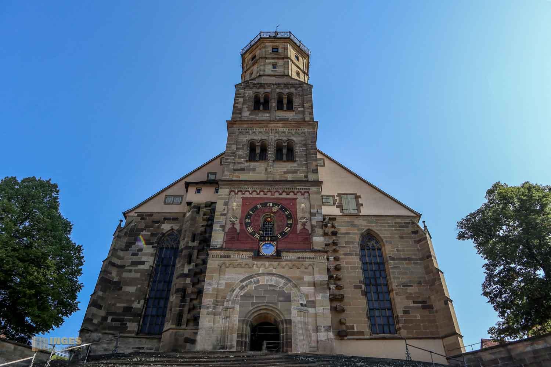 St. Michael in Schwäbisch Hall