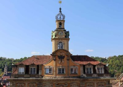 Rathaus Schwäbisch Hall