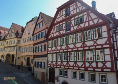 Südseite Marktplatz Schwäbisch Hall