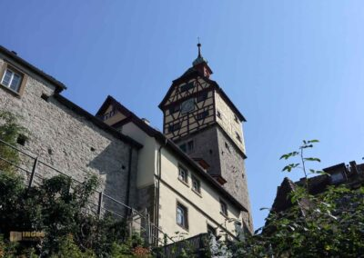 Josenturm in Schwäbisch Hall