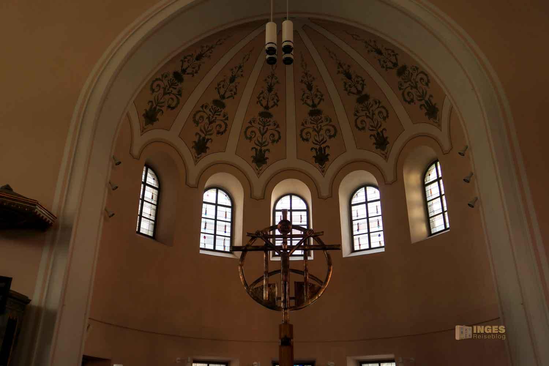 St. Pauls Kirche in Dinkelsbühl