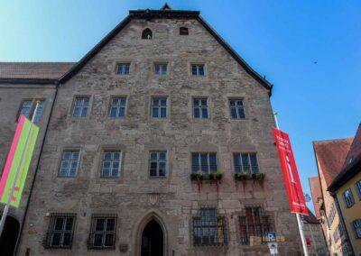Altes Rathaus in Dinkelsbühl