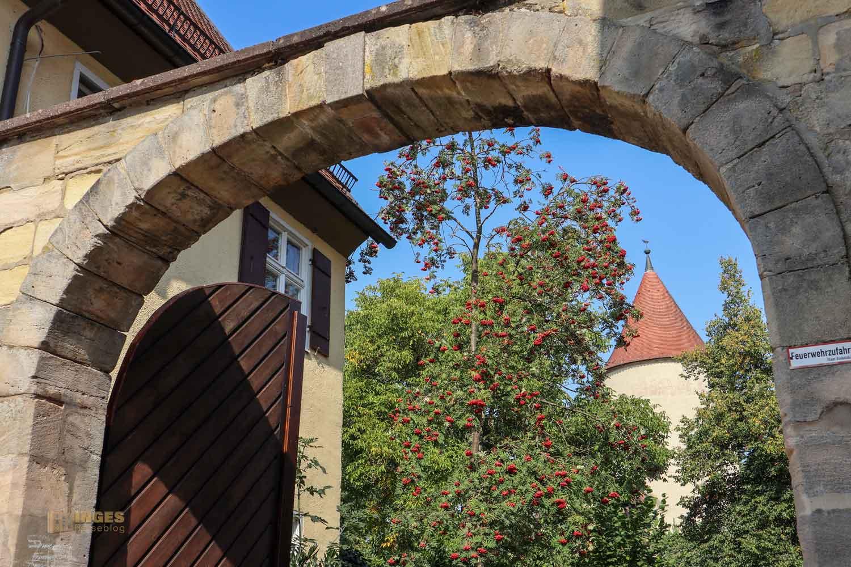 Alter Bauhof in Dinkelsbühl