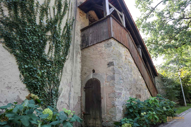 Faulturm in Dinkelsbühl