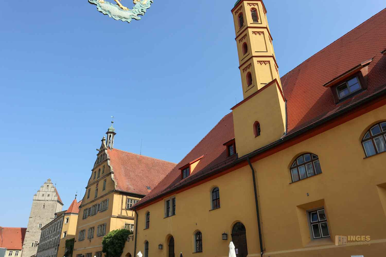 Spitalanlage in Dinkelsbühl