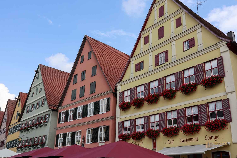 Weinmarkt in Dinkelsbühl