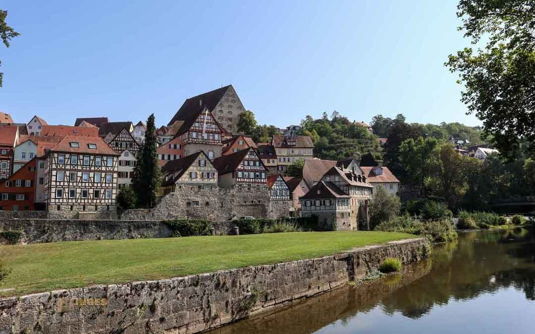 Schwäbisch Hall – In der Altstadt unterwegs