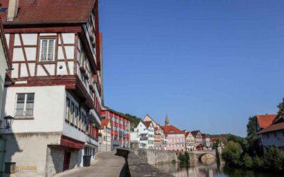 Schwäbisch Hall – In der Katharinenvorstadt unterwegs