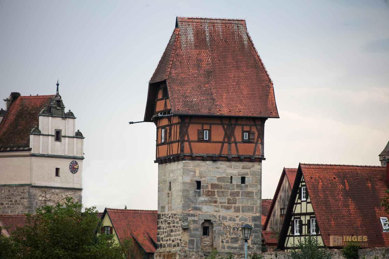 Bäuerlinsturm in Dinkelsbühl