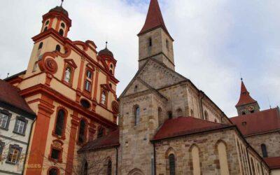 Die Basilika St. Vitus in Ellwangen