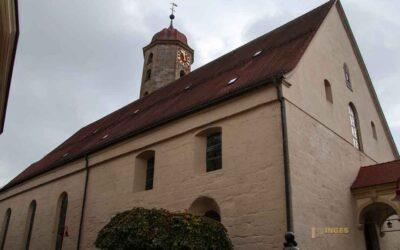 In der Marienkirche in Ellwangen