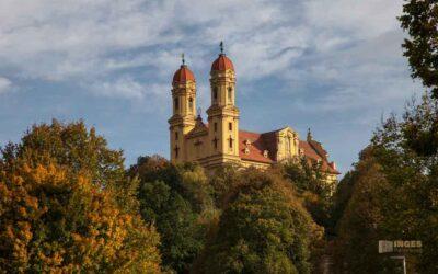 In der Wallfahrtskirche Schönenberg bei Ellwangen