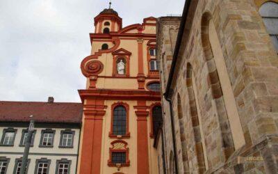In der evangelischen Stadtkirche in Ellwangen