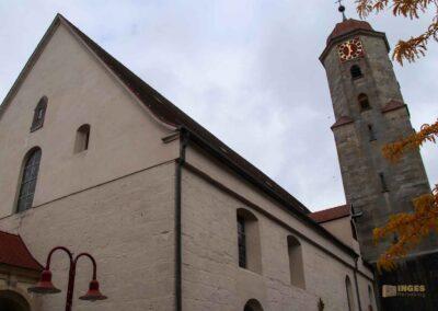 Marienkirche in Ellwangen