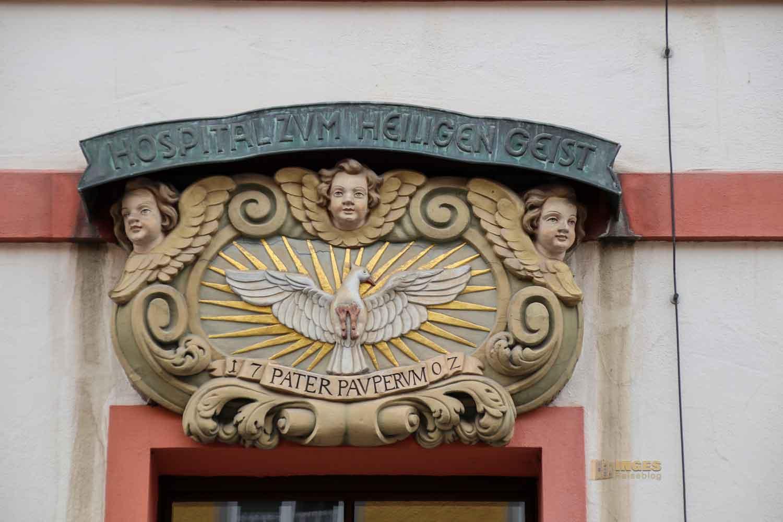 ehemalige Spital in Ellwangen a.d. Jagst