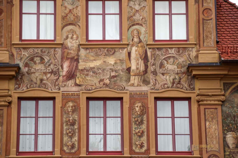 Haus Zimmerle in Ellwangen a.d. Jagst