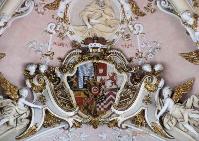 Wappen Basilika St. Vitus in Ellwangen