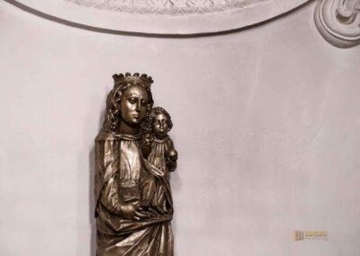 Maria Lauretana in der Wallfahrtskirche Schönenberg bei Ellwangen