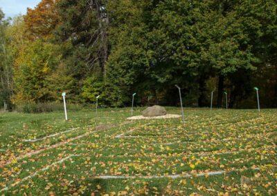 Das Labyrinth des Lebens - Wallfahrtskirche Schönenberg