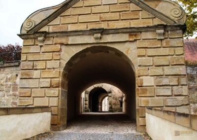 Schloss ob Ellwangen