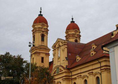 Wallfahrtskirche Schönenberg bei Ellwangen