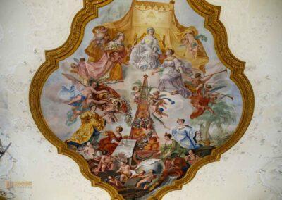 Thronsaal Schloss ob Ellwangen