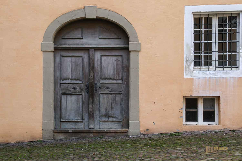 Arkadenhof Schloss ob Ellwangen