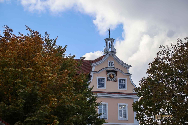 Ostflügel Schloss ob Ellwangen
