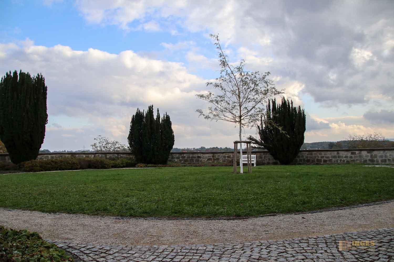Basteirondell Schloss ob Ellwangen