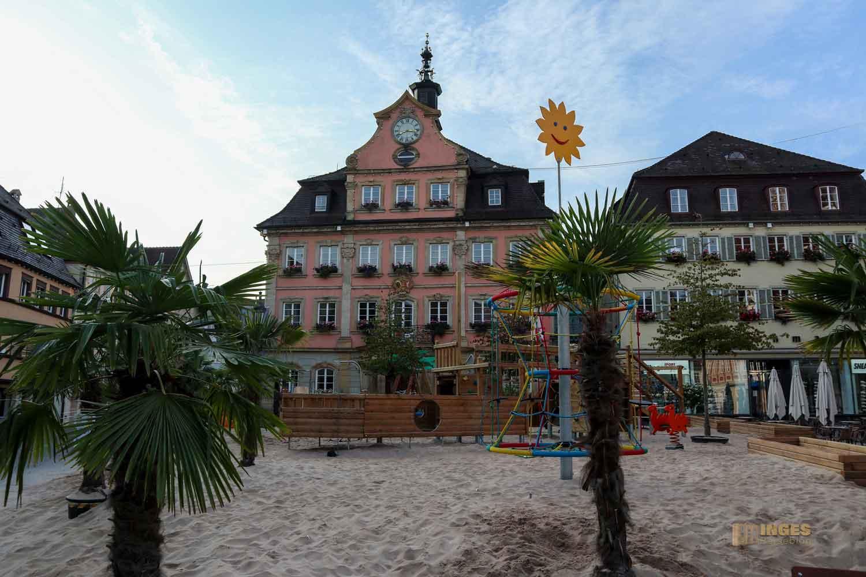 Rathaus in Schwäbisch Gmünd