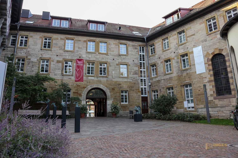 Spitalhof in Schwäbisch Gmünd