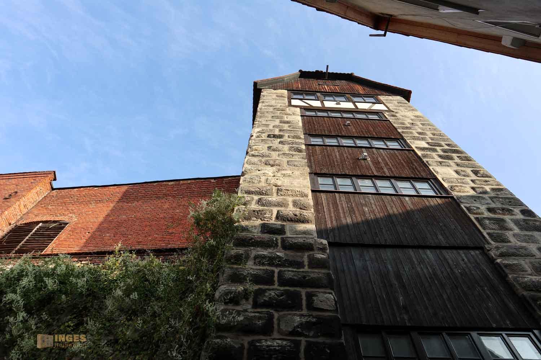 Faulturm in Schwäbisch Gmünd