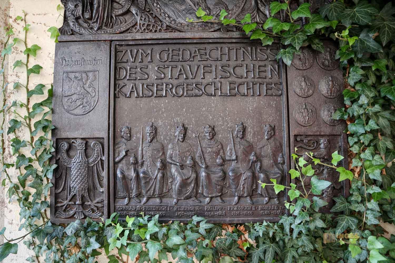 Details in Schwäbisch Gmünd