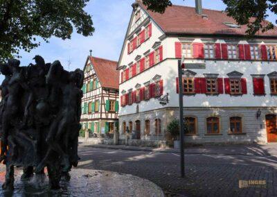 Am Schmiedturm in Schwäbisch Gmünd