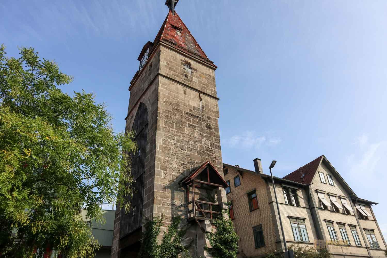 Schmiedturm in Schwäbisch Gmünd