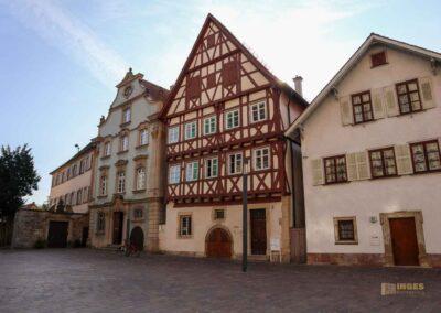 Münsterplatz in Schwäbisch Gmünd