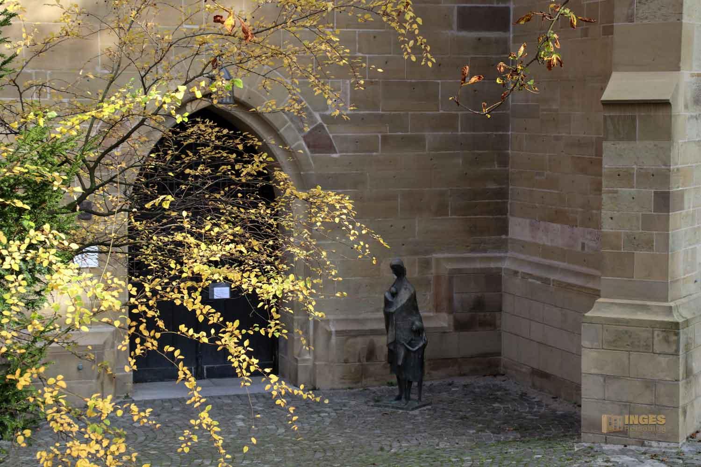 Portal Michaelskirche Waiblingen 13