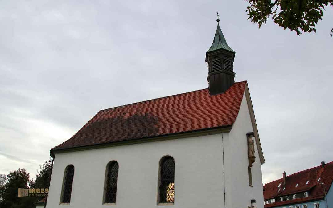 St.-Antonius-Kapelle in Schrezheim