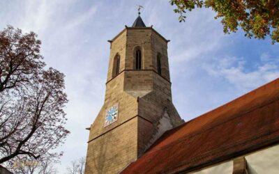 Die Michaelskirche in Waiblingen
