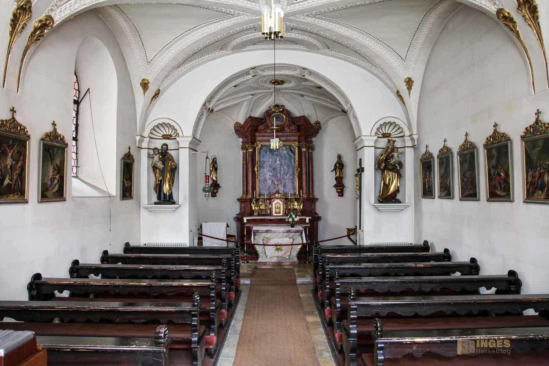 Spitalkapelle in Ellwangen a.d. Jagst