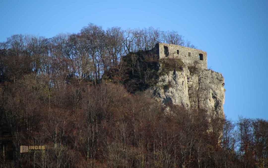 Burgruine Rosenstein