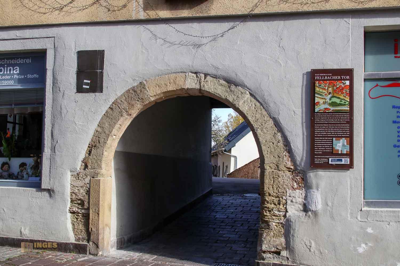 Fellbacher Tor in Waiblingen 0771